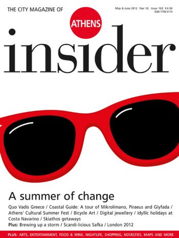 Athens insider 103 / May – June 2012