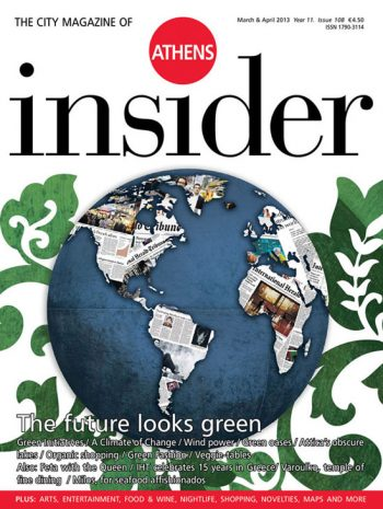 Athens insider 108 / March – April 2013