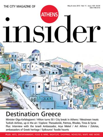 Athens insider 109 / May – June 2013