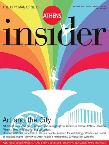 Athens insider 121 / May 2015