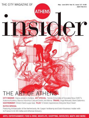 Athens insider 127 / May 2016