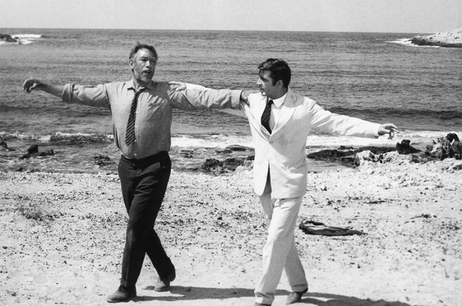 When Walter met Zorba