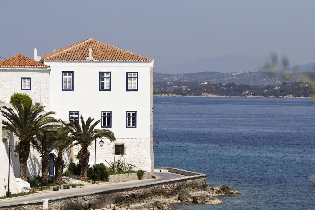 Spotlight on Spetses