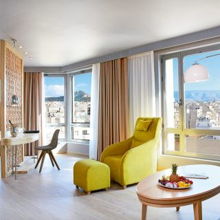 Athens Hotels: The Big Boom