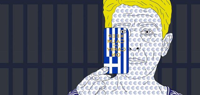 """Costas Varotsos: """"You Can't Betray Art"""""""
