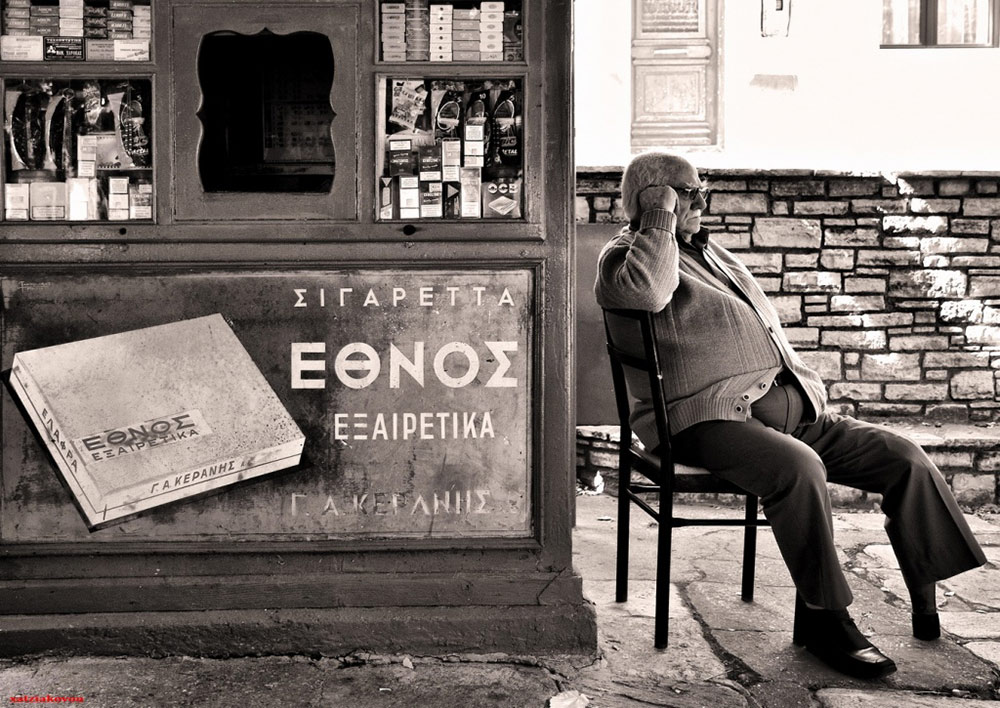 A Tribute to the Humble Greek Kiosk | Athens Insider