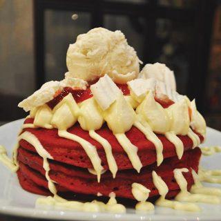 Pancake Paradise in Athens!