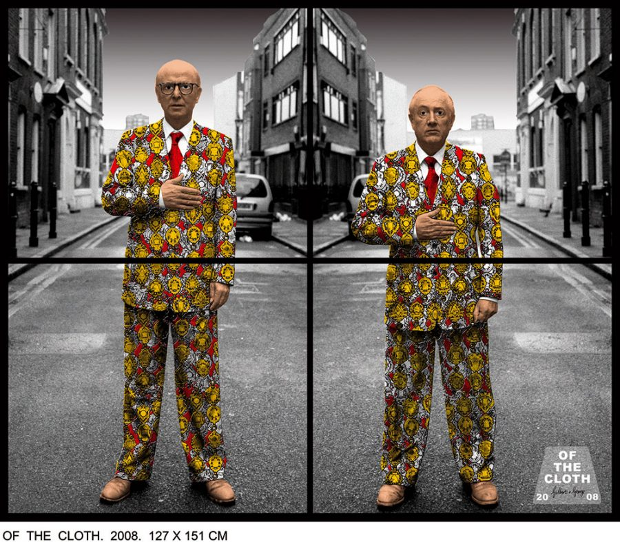 Gilbert & George: Singing that Familiar Tune