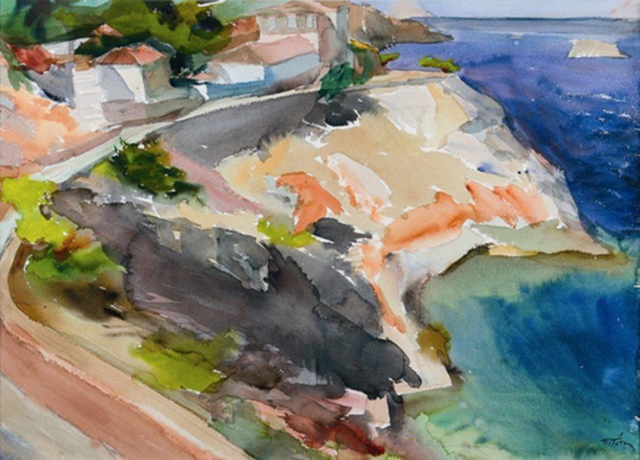 Farewell Tetsis: The Painter of Greek Colour