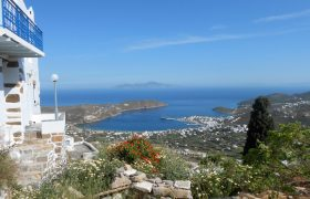 5 Islands Athenians like to keep to Themselves