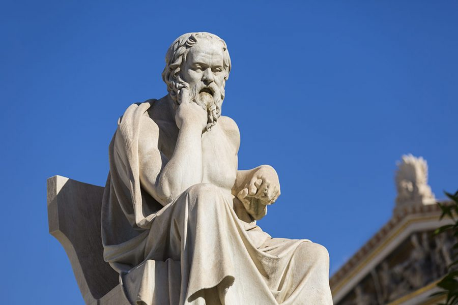 Socrates: The Right Man for Our Age?