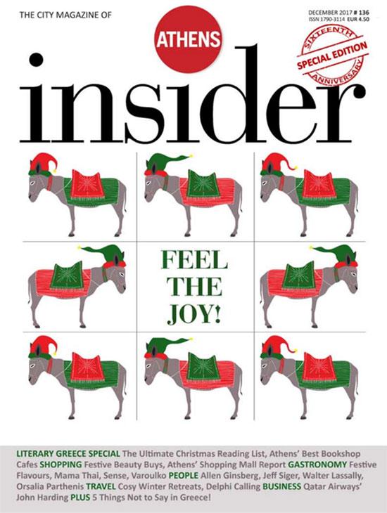 Athens insider 136 / December 2017