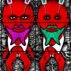 Behind the Beards: Gilbert & George