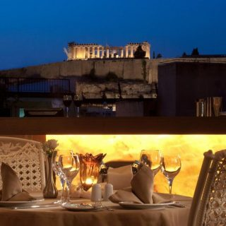 The Athenian Callirhoe Exclusive Hotel: Divine Detail