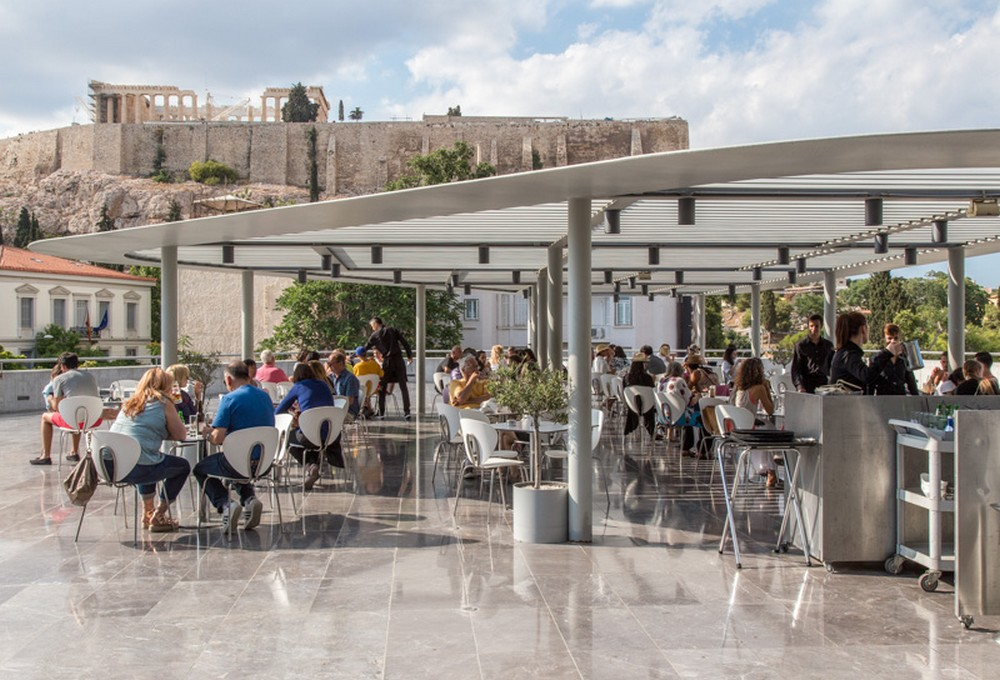 Acropolis Museum Restaurant Athens Insider