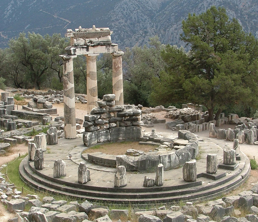 The Call of Delphi