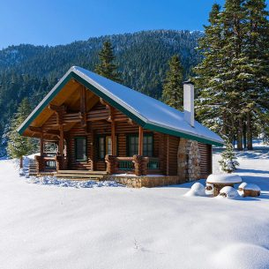 Top 5 Cosy Winter Retreats