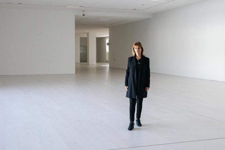 "Katerina Koskina: ""Greek Artists are Heroes…"""