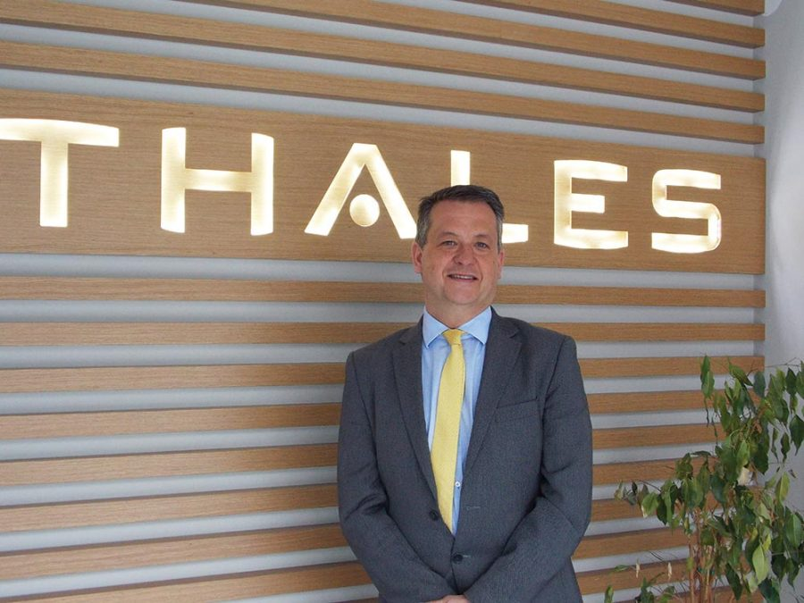 The Invisible Guardians: Thales Greece