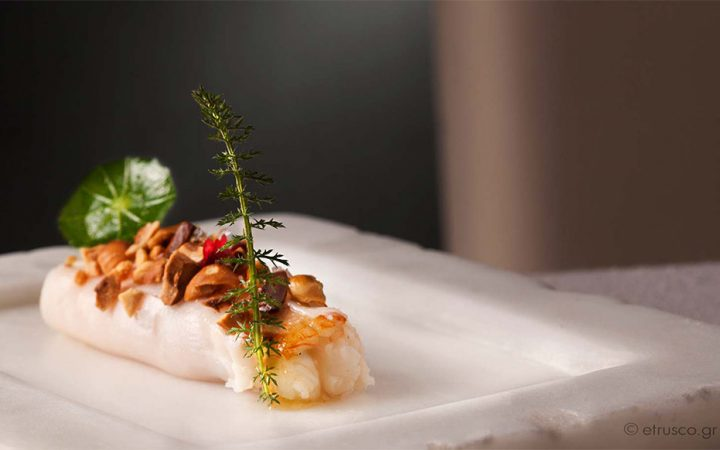 Corfu's Etrusco is crowned Greece's best restaurant