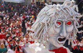 Rethymnon Carnival Diary