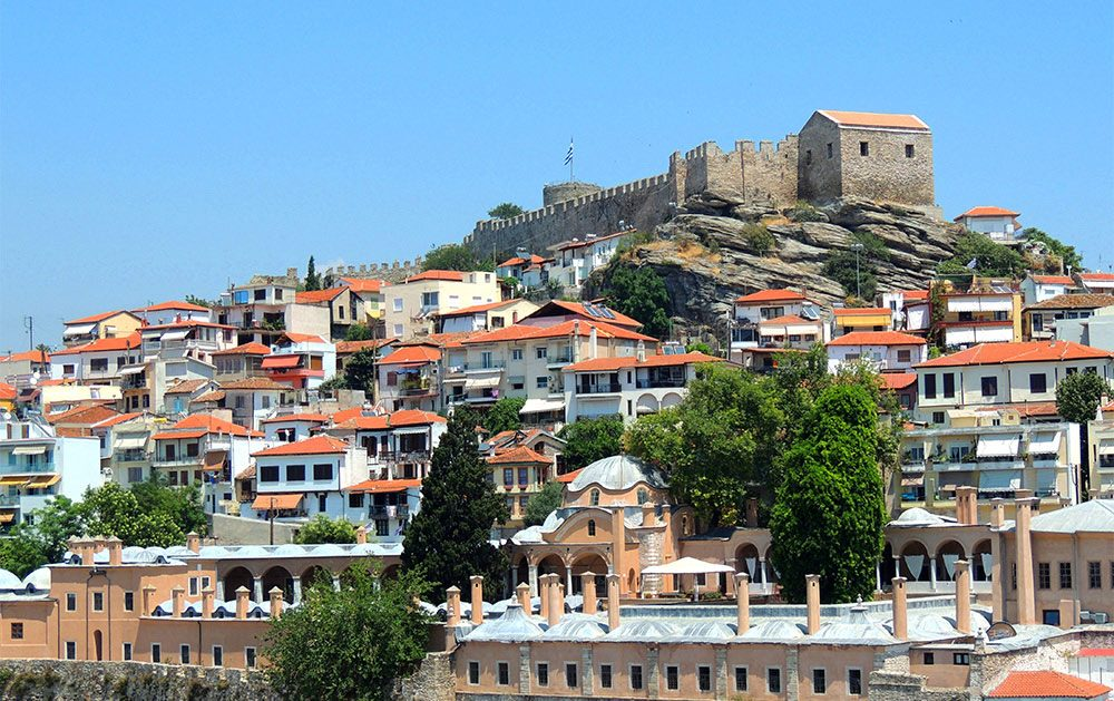 Discover Kavala: The Monte Carlo of Greece