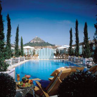 Grande Bretagne Hotel: Timeless Elegance