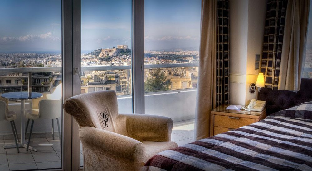 Luxury Hotels In Athens City Centre