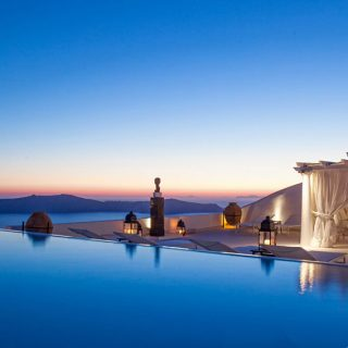 The Tsitouras Collection Hotel: Classical Comfort meets a Spectacular Sunset