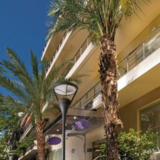 Holiday Suites Boutique Hotel: An oasis in the center of Athens