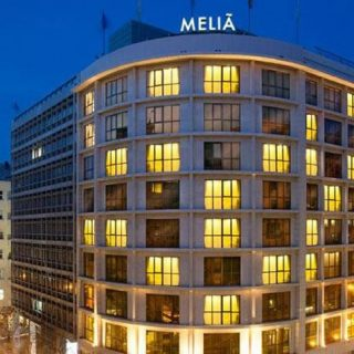Meliá Athens: The Olympus of Mortals
