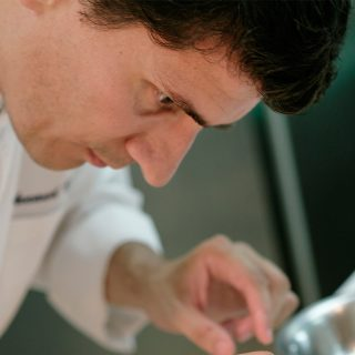 Powerhouse French chef Arnaud Bignon returns to Greece