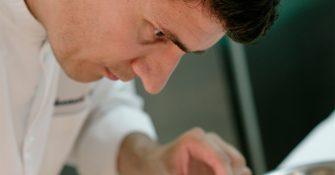 Powerhouse French chef Arnaud Bignon returns to Greece