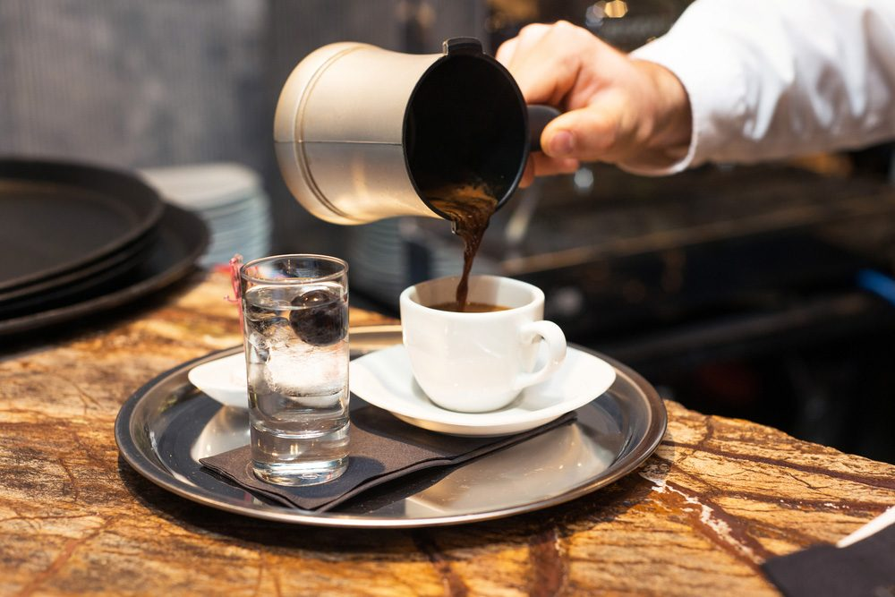 What you need to know about ordering coffee in Greece