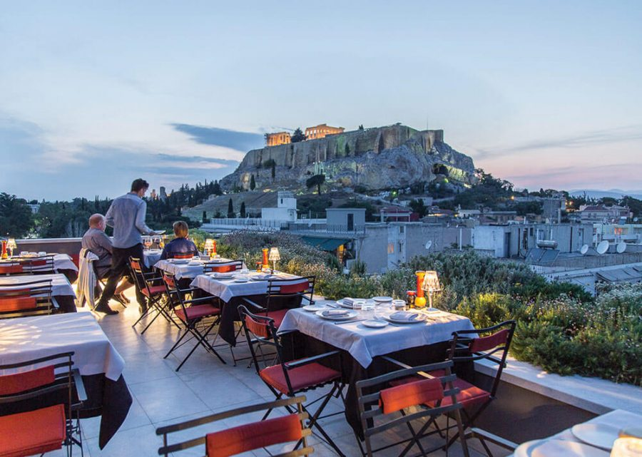 7 Super Rooftop Bars