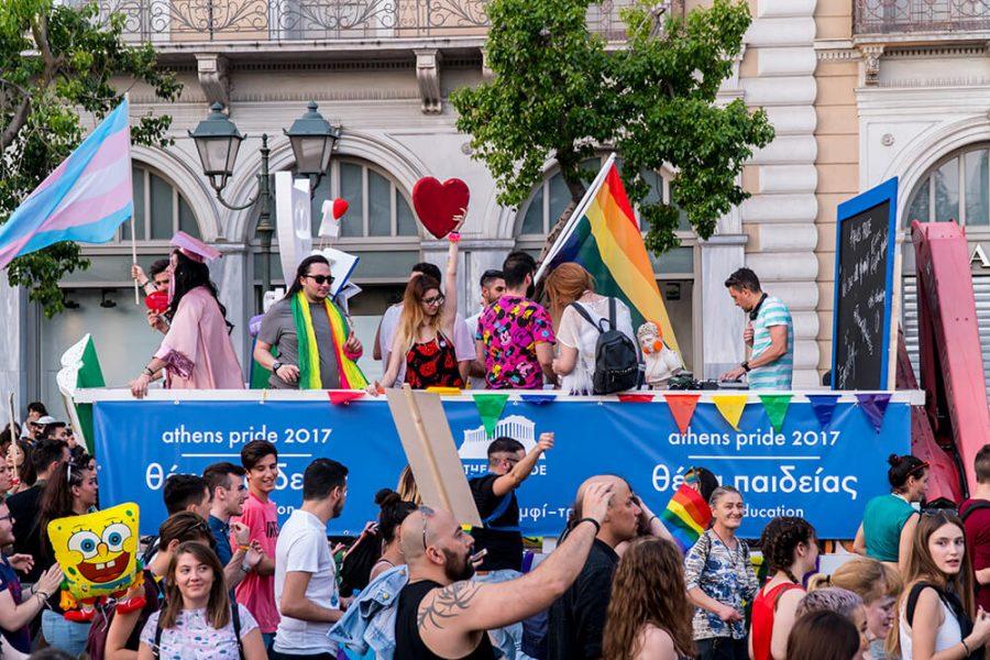 Athens Pride, we've come a long way!