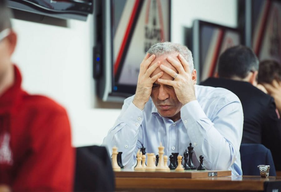 Garry Kasparov Returns to the SNFestival