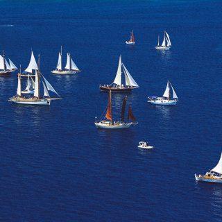 Spetses Classic Yacht Regatta 2018