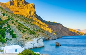 Amorgos, where the Big Blue legend lives on