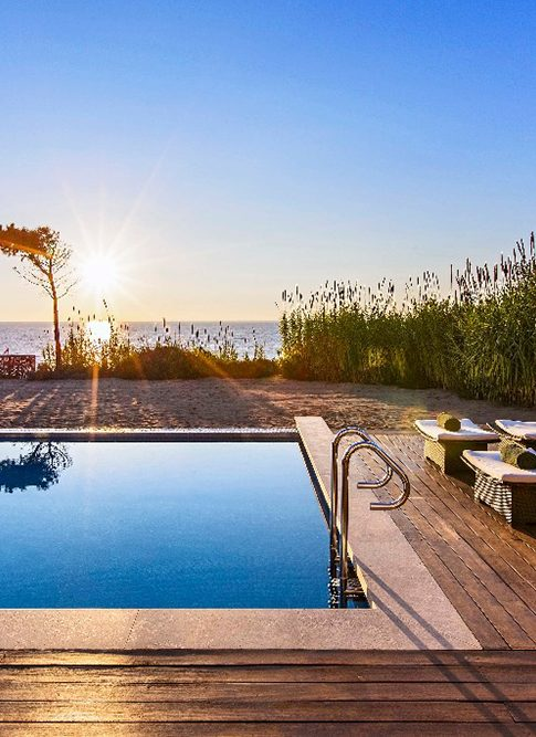 Add some fizz at the Dom Pérignon Weekend Experience at The Romanos, Costa Navarino