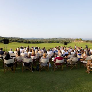 Democracy and Books Week End at Costa Navarino