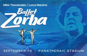Zorba Ballet at the Panathenaic Stadium