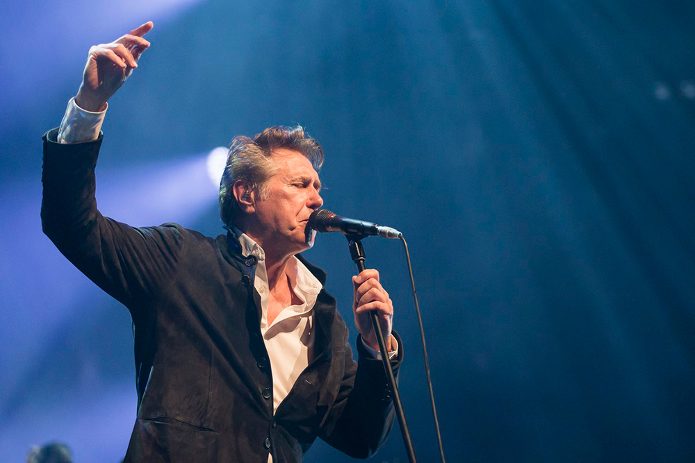 Bryan Ferry Live at the Odeon of Herod Atticus and Theatro Dassous