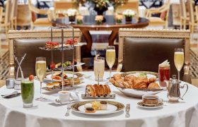 The Winter Garden takes brunching to a whole new level