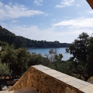 Leigh Fermor House View