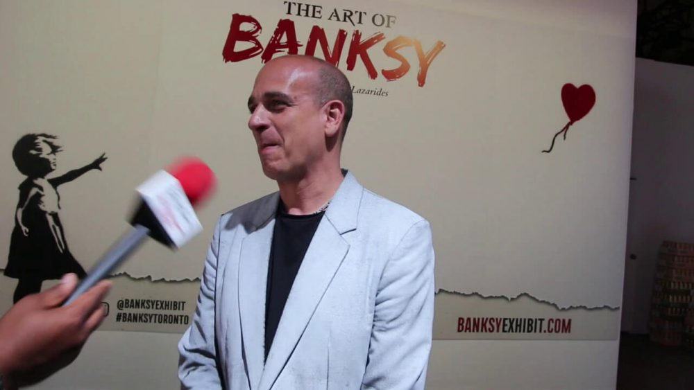 Αποτέλεσμα εικόνας για banksy lazarides
