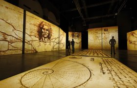 Leonardo Da Vinci – 500 years of Genius