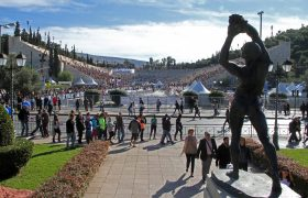 The Athens Classic Marathon in Numbers