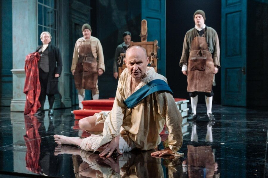 National Theatre Live: The Madness of King George III