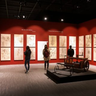 Leonardo Da Vinci – 500 years of Genius | Athens Insider